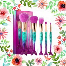 Bộ cọ Tarte Minutes to Mermaid Brush Set