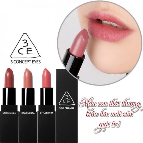 Son 3CE Stylenanda Matte Lip Color