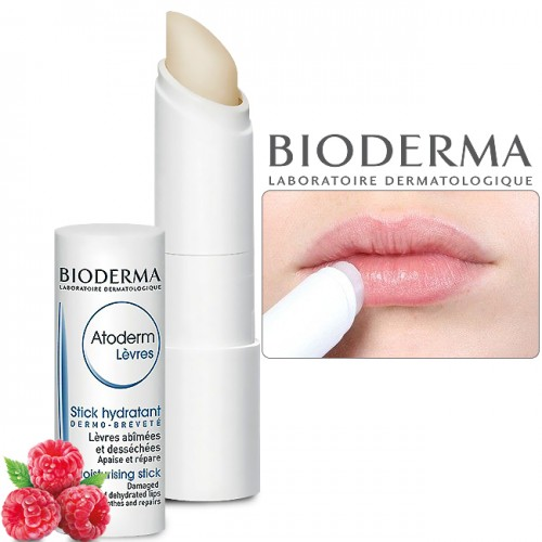 Son Dưỡng Môi Bioderma Atoderm Lèvres Stick Hydratant