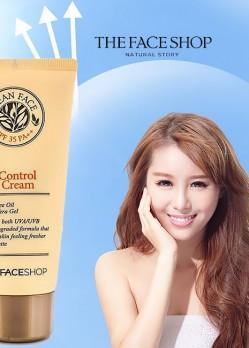 Kem chống nắng cho da dầu da mụn Oil Control Sun Cream