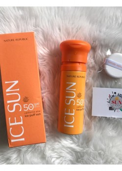 Kem Chống Nắng Ice Sun Nature Republic SPF50