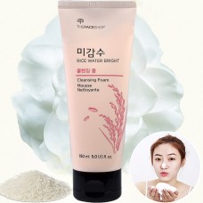 Sữa rửa mặt gạo Rice water bright The Face Shop